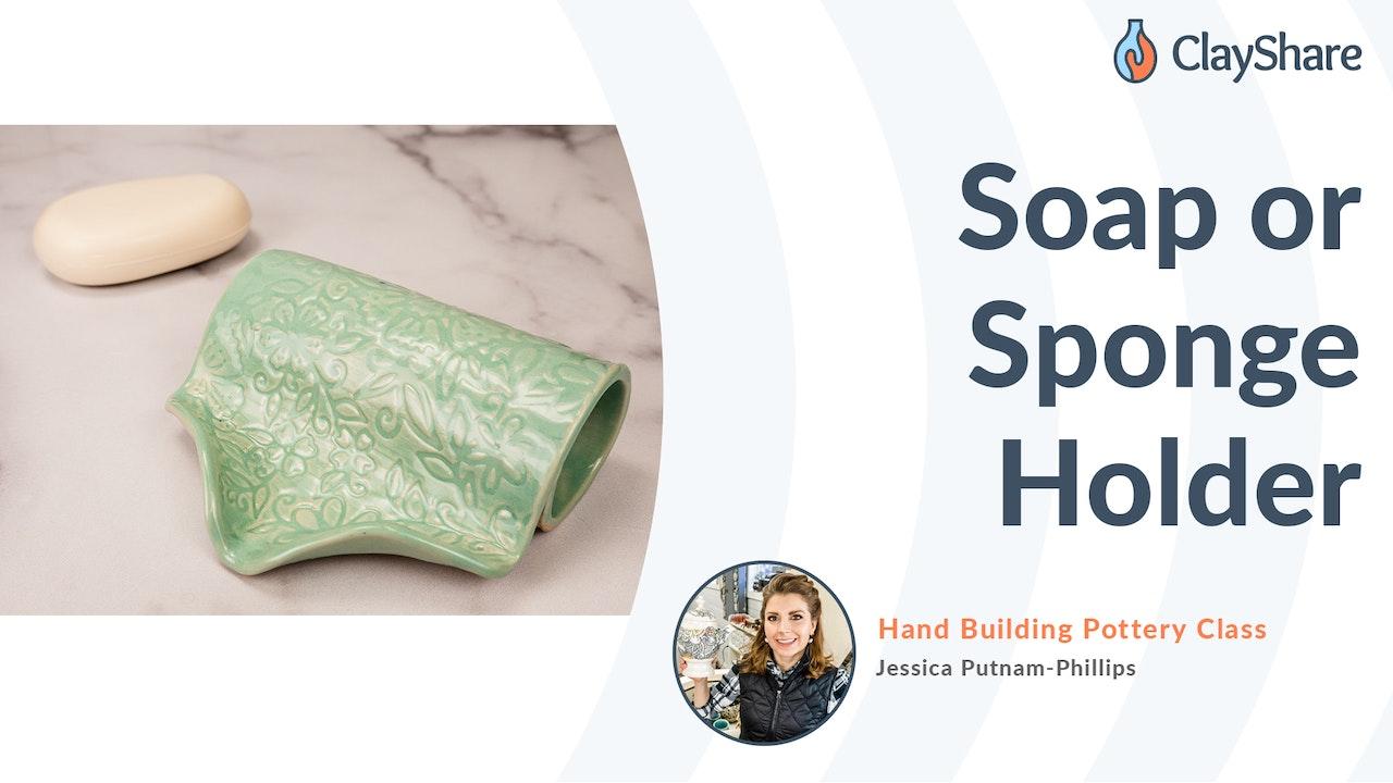Soap or Sponge Holder
