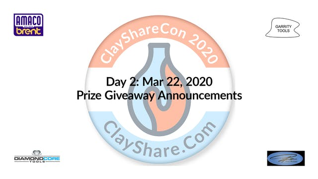 Day 2 Prize Announcement