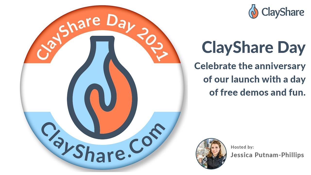 ClayShare Day