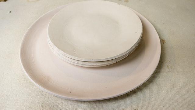 Plate and Platter Drape Mold