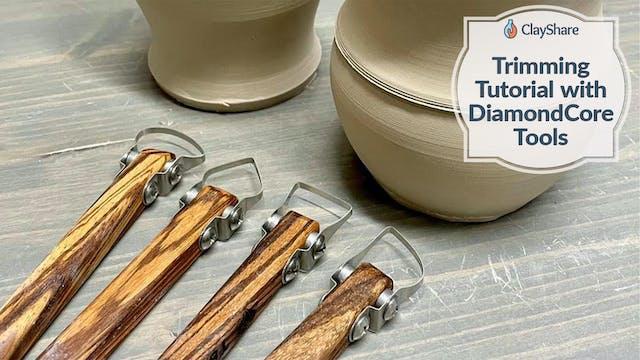 Trimming Tutorial with DiamondCore Tools