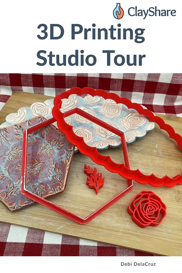 3D Printing Studio Tour