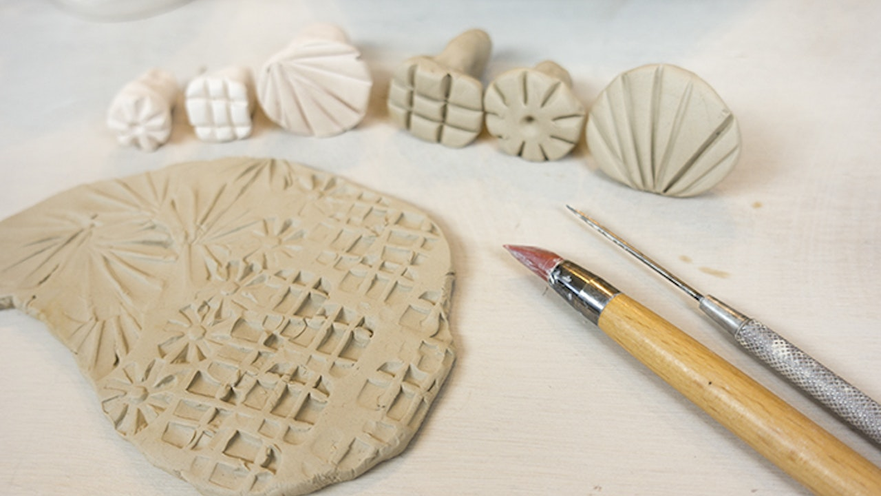 Bisque Stamps