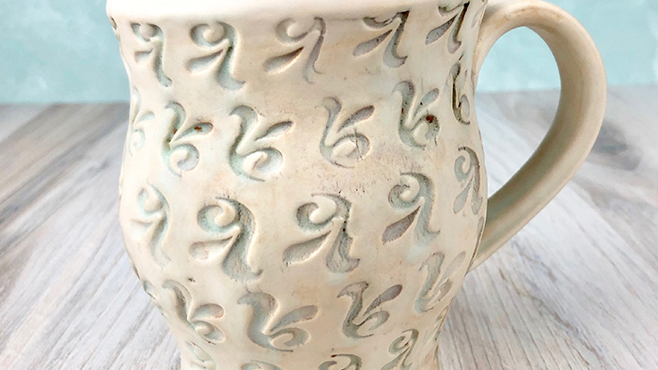 Photographing Your Pottery