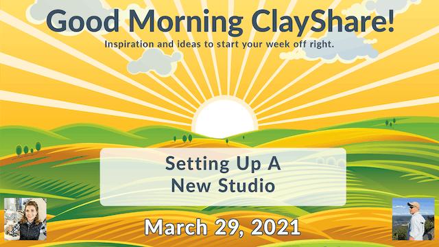 Setting Up A New Studio