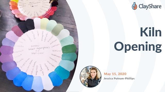 Kiln Opening - May 17, 2020