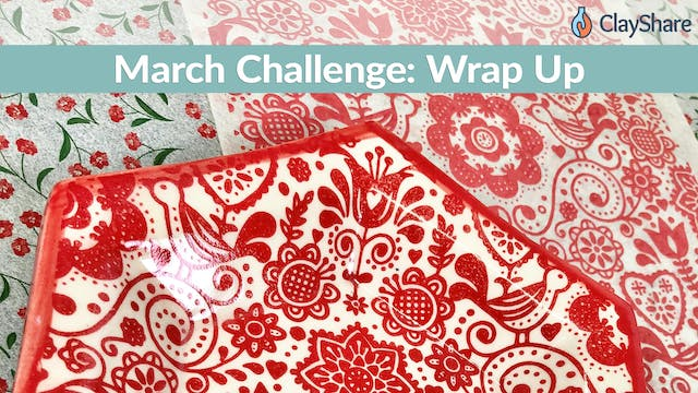 March Challenge Wrap Up