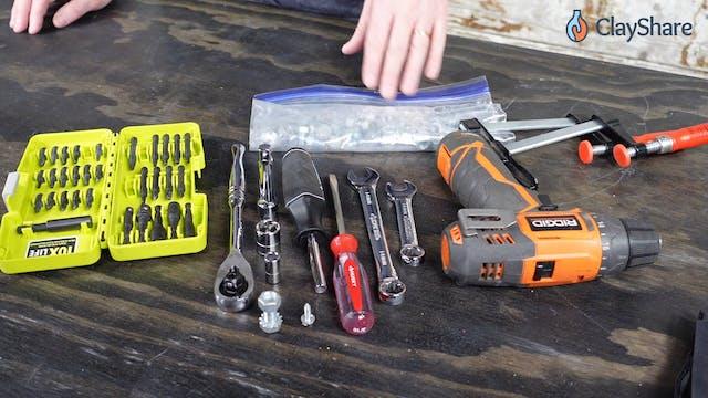 Slab-Roller-Tools