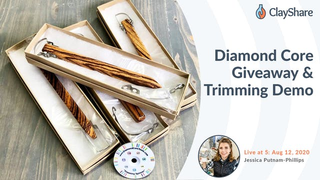 DiamondCore Tools Giveaway and Trimmi...