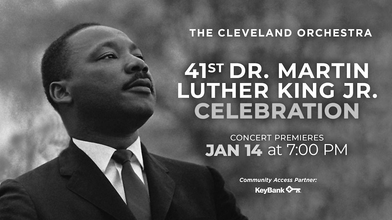 2018 WVIZ/PBS Martin Luther King, Jr. Celebration Concert