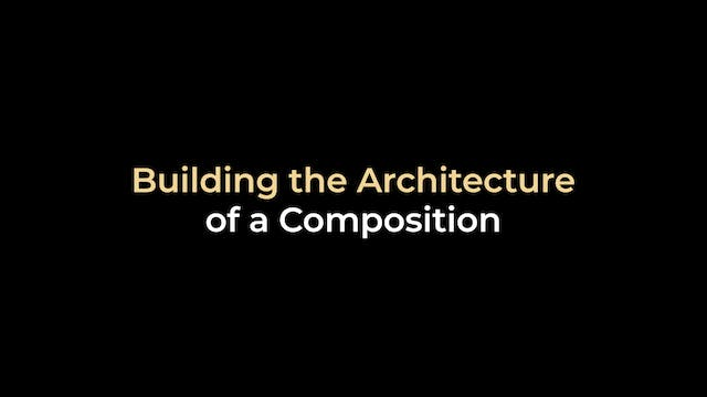 Building the Architecture of a Compos...