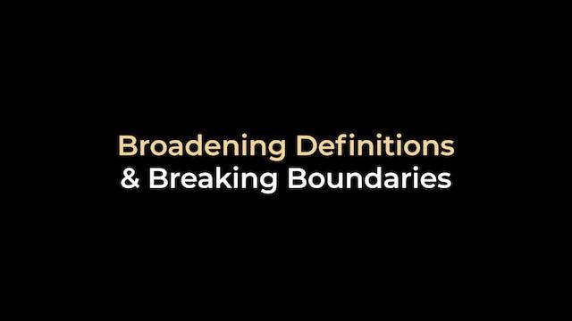 John Adams - Broadening Definitions &...