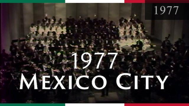 1977 Mexico City