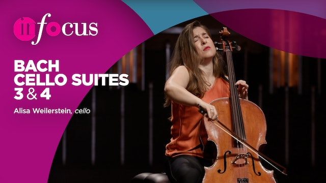 Part Two -  Weilerstein - Suites 3 & 4