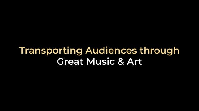 Transporting Audiences through Great ...