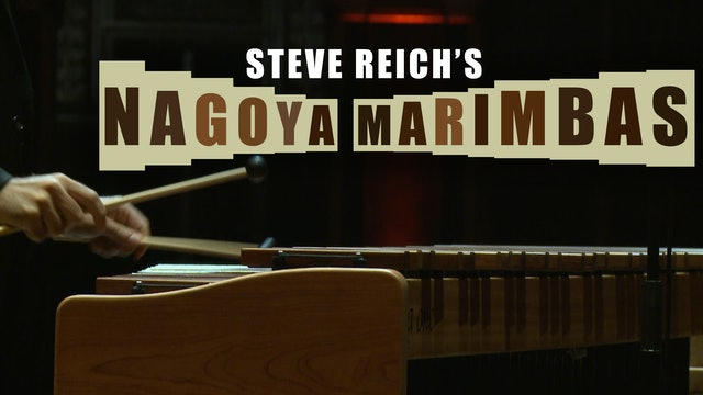 REICH - Nagoya Marimbas
