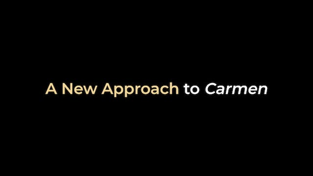 A New Approach to Carmen