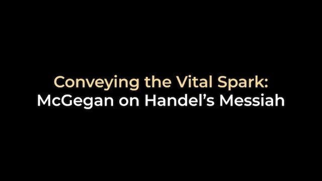 Conveying the Vital Spark: McGegan on...