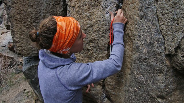 Traditional Climbing: 6. Cam Placemen...