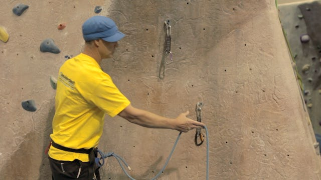 Gym Lead Climbing: 2. How to Clip