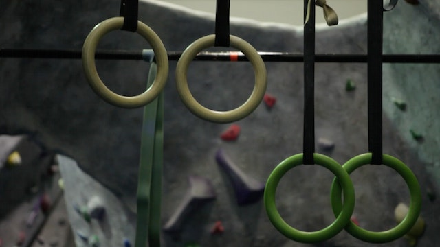 Fitness for Climbing: 8. Rock Rings -...