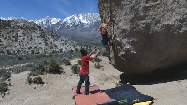 Bouldering: 10. Resting Between Attempts