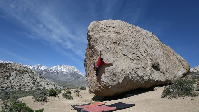 Bouldering: 7. The Importance of Warming Up