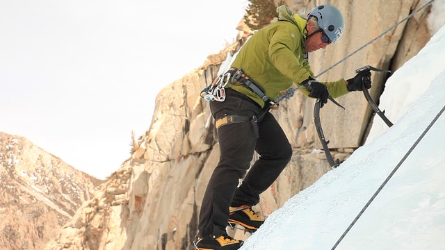 Ice Climbing: 2. Hand Positions