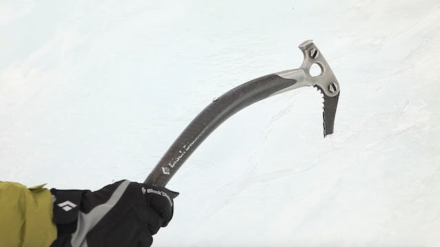 Alpine: 18. Selecting Ice Axes & Ics Tools