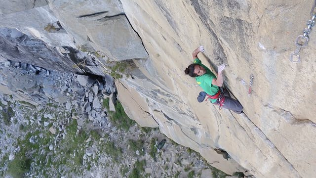 Sport Climbing: 4. Crimping Techniques