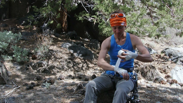 Traditional Climbing: 5. Creating Tape Gloves for Crack Climbing