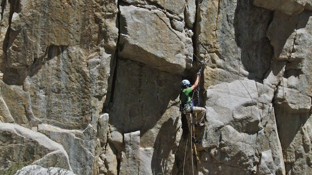 Aid Climbing: 24. The Mental Game of Big Walling