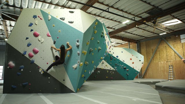 Climbing Movement: 6. Crimping