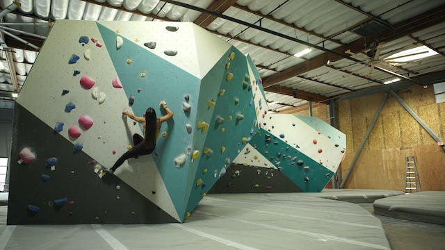 Climbing Movement: 6. Crimping