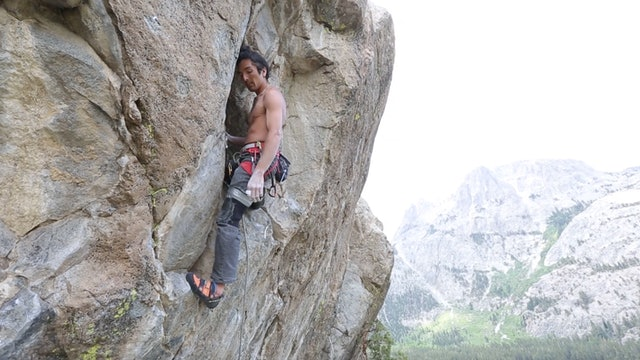 Sport Climbing: 11. Resting on Routes