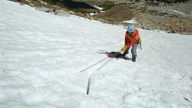 Alpine: 13. Snow Anchors - Creating a Bollard