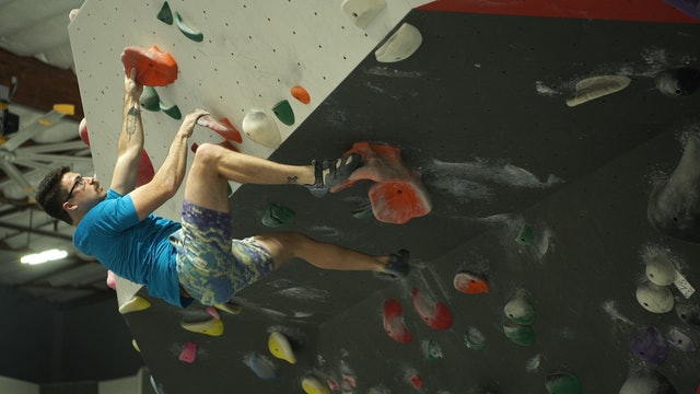 Climbing Movement: 1. The Process of Movement