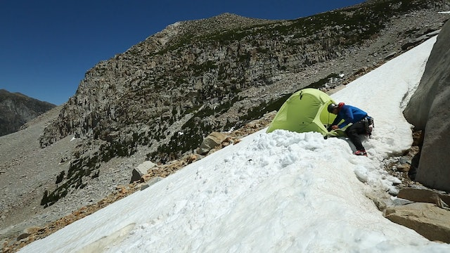 Alpine: 22. Base Camp Considerations