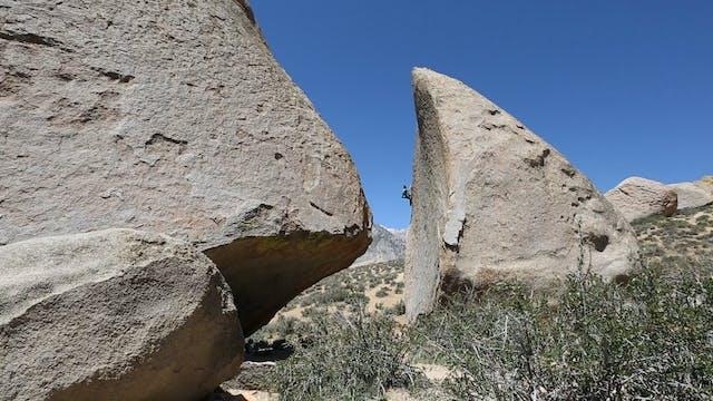 Bouldering: 6. High Balls