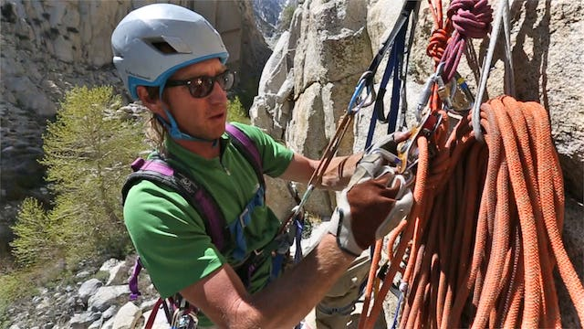 Aid Climbing: 20. Partner Communication