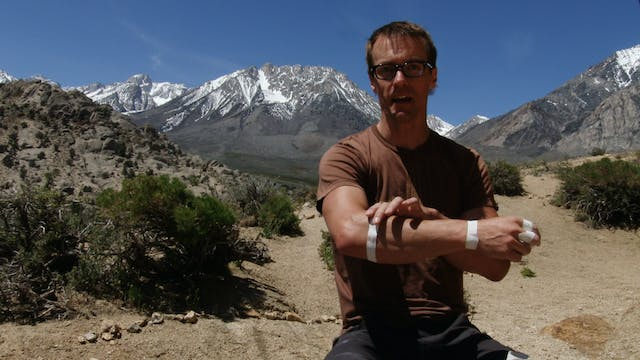 Bouldering: 9. Taping to Prevent Injury