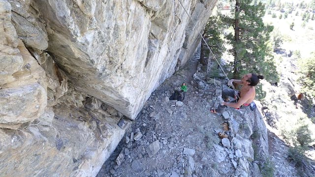 Sport Climbing: 6. Falling While on Lead