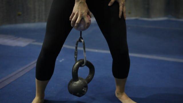 Fitness for Climbing: 10. Grip Strength - Kettlebells