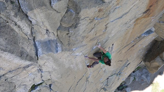 Sport Climbing: 8. Fixed Draws