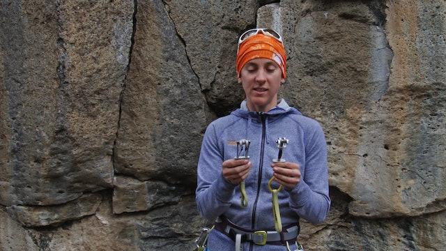Traditional Climbing: 9. Cam Considerations - 4 Lobe vs. 3 Lobe