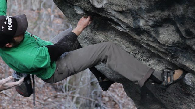 Climbing Movement: 16. Opposition vs. Compression