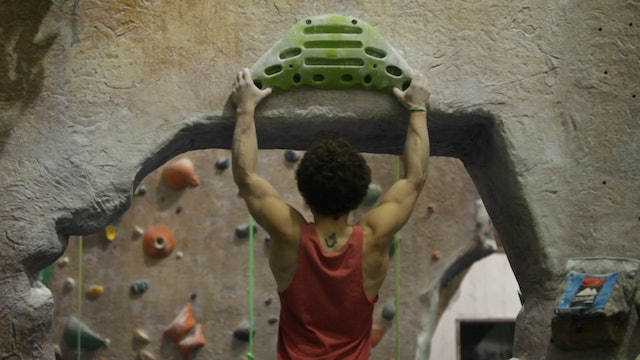Fitness for Climbing: 5. Hangboard - Repeaters