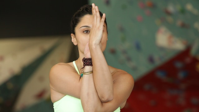Yoga & Stretching for Climbing