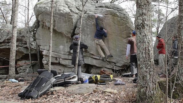 Climbing Movement: 17. The DeadPoint