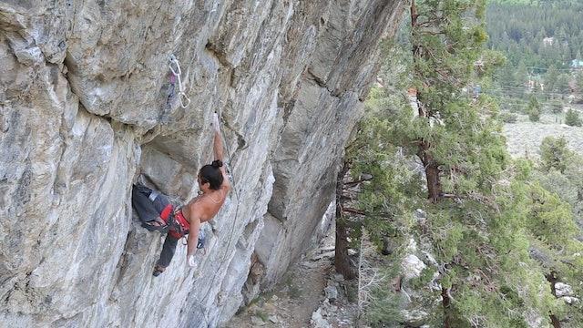 Climbing Movement: 18. Resting While Climbing